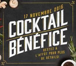 Cocktail-bénéfice