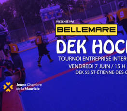 Tournoi de Dek Hockey inter-chambre